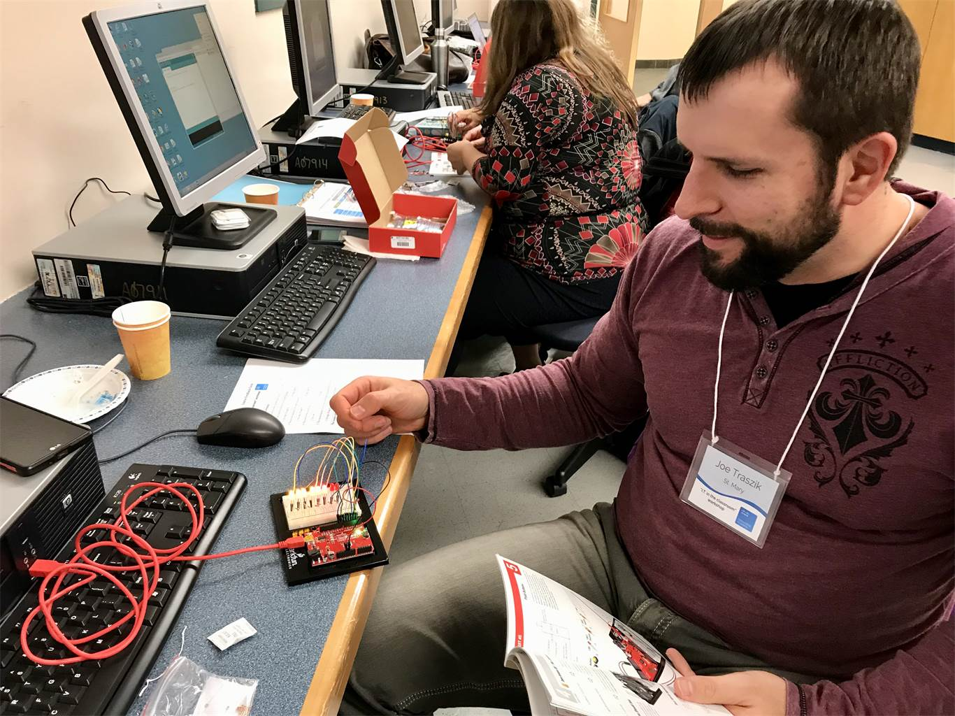 Cisco workshop promotes 21st century learning