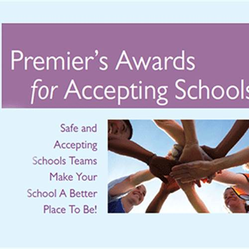 HWCDSB schools recognized province-wide for promoting safety and acceptance